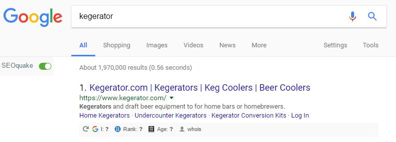 kegerator.com ranking